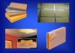 COATING AND ACOUSTIC PANELS
